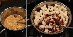 Fudge kochen