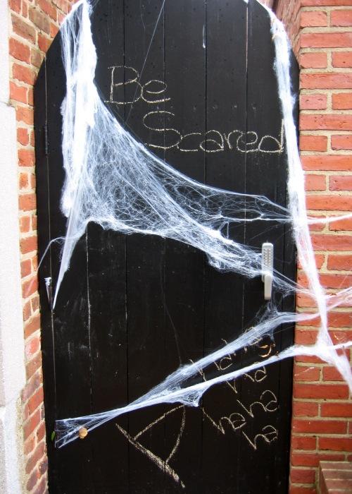 Türdeko zu Halloween