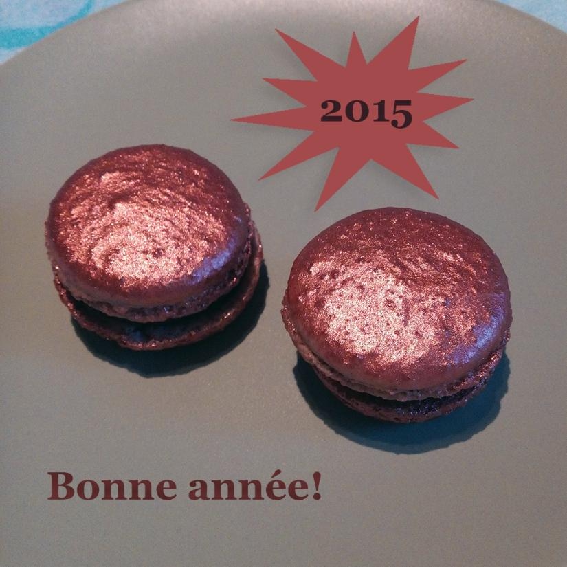 Neujahr 2015 - bonne année