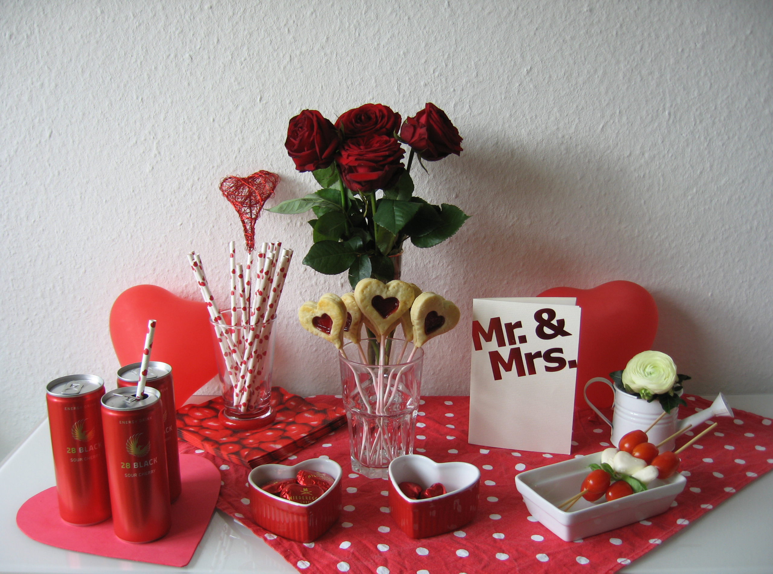 Hochzeit Diy Candybar Detaille