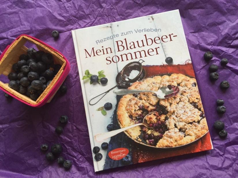 Mein Blaubeer-Sommer - Rezeptbuch