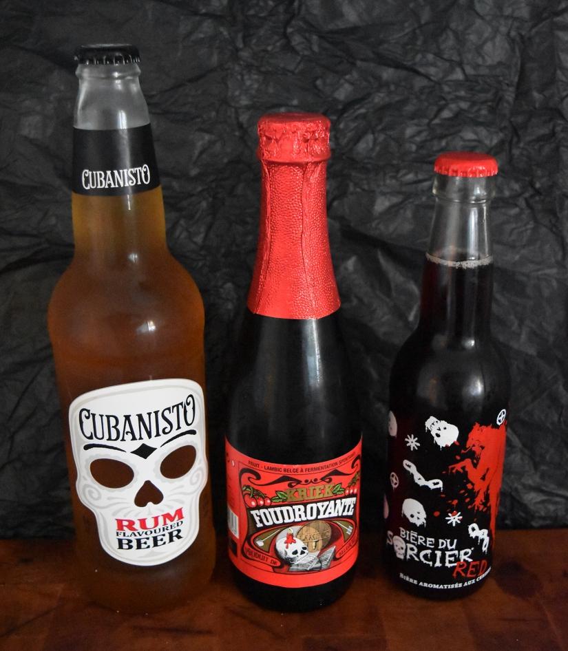 Beer for Halloween