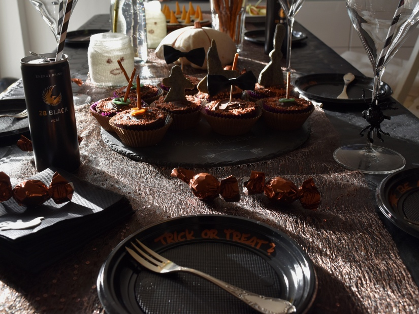 halloween-party-table-deko-copper-black