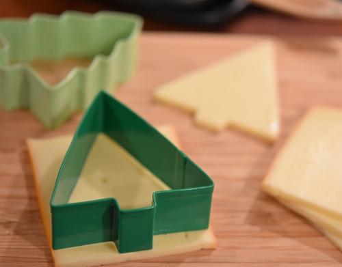 Raclette-Käse für Weihnachten