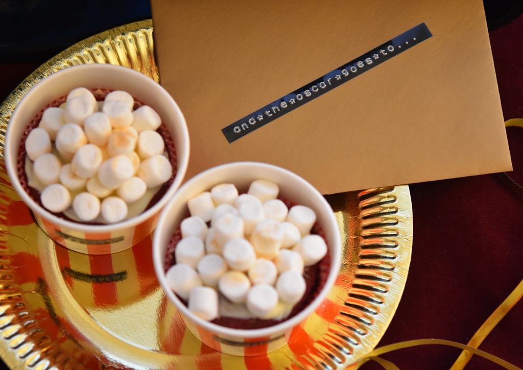 Cupcakes for the Oscar-Night