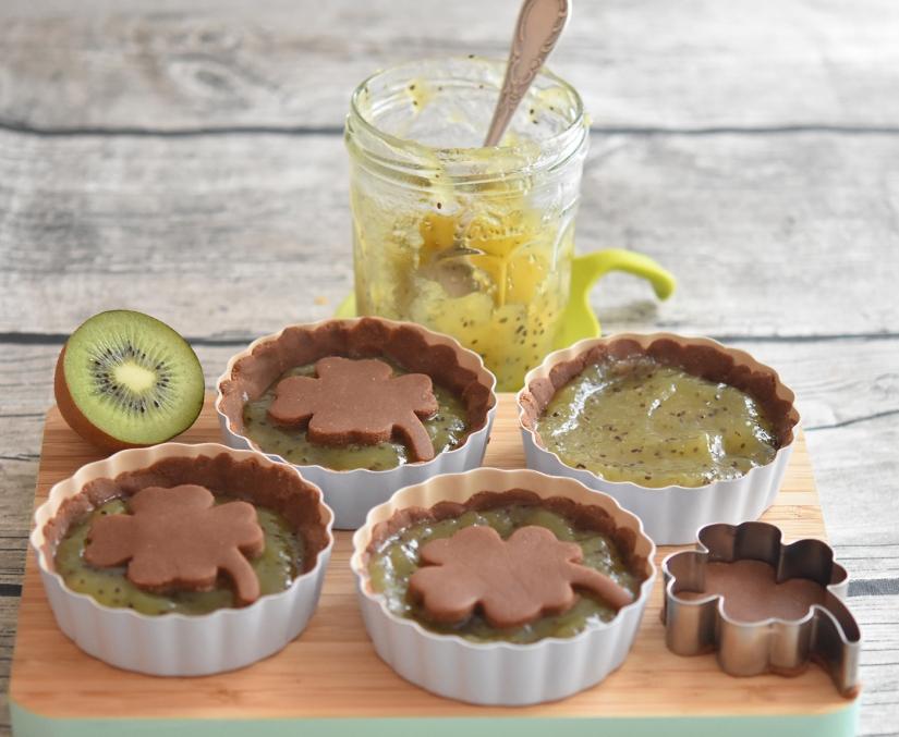Kleeblatt-Pie