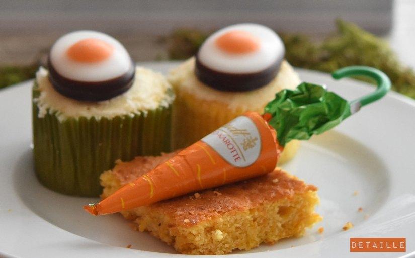 Möhrenkuchen zu Ostern