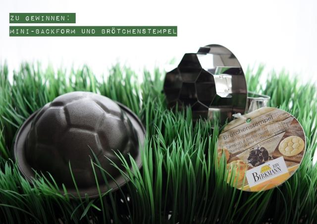 Runde Sache: Macht mit und gewinnt Backspaß für die Fußball-EM!