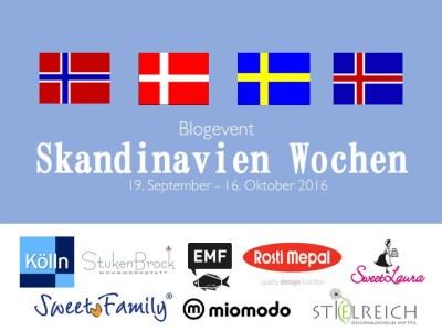 Skandinavien-Wochen bei Antonellas Backblog