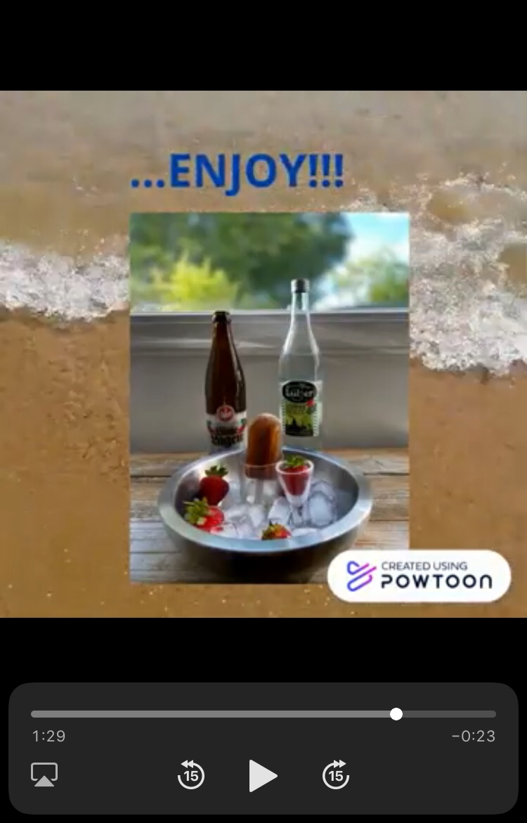 Lüttje Lage Eis Video